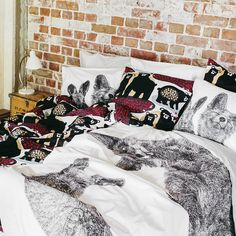 Villipedot Comforters, Autumn, Blanket, Bed, Winter, Collection, Home, Creature Comforts, Winter Time