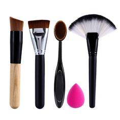 4pcs Brush Set
