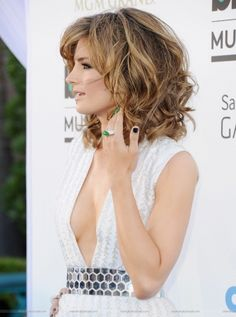 #StanaKatic at the 2013 Billboard Music Awards red carpet