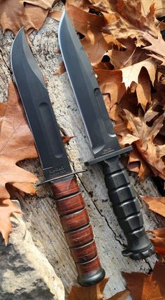 Extrema Ratio Knives 128MK2B MK2.1 Tactical Fixed Blade Knife with Grooved Black Nylon Handles