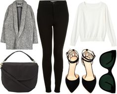 Audrey Hepburn-esque outfit from Your Fashion Inspiration: Nika ♥