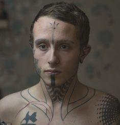 Jack Denny, 20, had his eyebrows tattooed on at age 18 and wants his eyeballs tattooed nex...