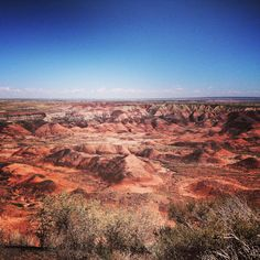 Snapshots of the Painted Desert and Petrified Forest National Park | My Favorite Things #arizona #painteddesert #painteddesertnationalpark #nationalparks