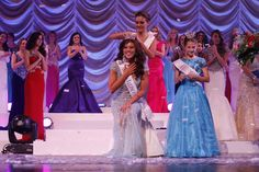 Miss Illinois 2014 - crowning moment