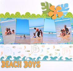 Beach Boys - Scrapbook.com