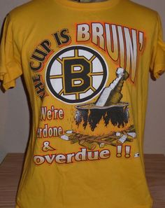 3751f6a236a2 Vintage 1991 Boston Bruins Hockey t shirt size Large Starter by  vintagerhino247 on Etsy Boston Bruins
