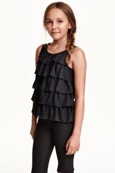 Tiered top | H&M