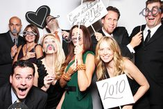 Wedding Photography Thursday: Give Your Wedding Guests Props! Read on at My Inspired Wedding!
