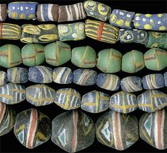 ANTIQUE GLASS BEADS - Bing Images
