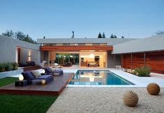 San Francisco Modern Pool