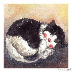 Alex Clark Art - Sweet Dreams