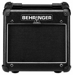 Комбо-усилители для гитар : BEHRINGER AC108 Vintager - Ламповый гитарный комбо-усилитель 15 Вт