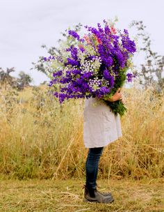 The Design Files - Good Hope Blooms - Photo, Honey Atkinson of Will Work for Food. Girls With Flowers, Small Flowers, Cut Flowers, Beautiful Flowers, Tropical Flowers, Fresh Flowers, Flower Power, My Flower, Small Flower Arrangements