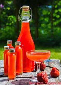 Erdbeerlimes Mehr