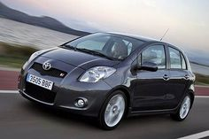 Toyota Yaris TS!! Almost want this