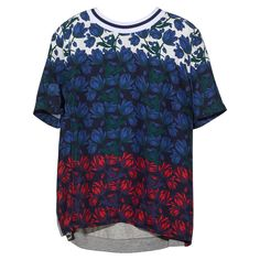paget tulip jersey top