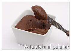 Crema de cacao con avellanas - De la Vista al Paladar