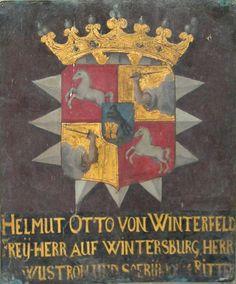 WINTERFELD_Family von Winterfeld, Freiherren von Wintersburg.