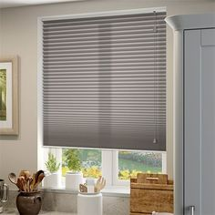 Whether you have this French Cream venetian blind open or closed you can bask in warmth in the comfort of your own home. Thermal Blinds, Honeycomb Blinds, Houses In France, Kitchen Blinds, Roller Blinds, Venetian, Pewter, Curtains, Living Room