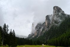 Misty perspective, Val lunga, Dolomites by Angelo Ferraris on 500px