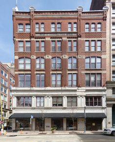 Wm. G. Johnston & Co. Building | Father Pitt