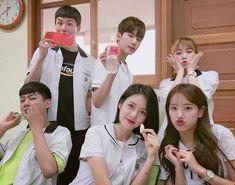 Guy Best Friend, Best Friends, Korean Actresses, Actors & Actresses, Lee Sung Kyung Doctors, Teen Web, Web Drama, Teen Photo, Kim Dong
