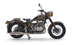 2012 Ural M70 Solo Limited Edition #motorcycle