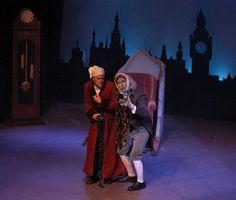 E. Scrooge in A Christmas Carol 2005