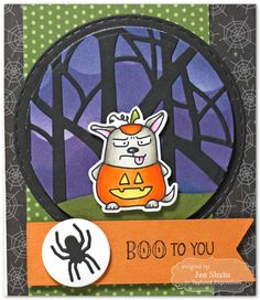 Boo to You by Jen Shults