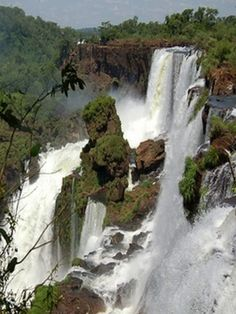 Amazing Waterfalls Around The World- 3 - Carrington Falls, New South Wales, Australia
