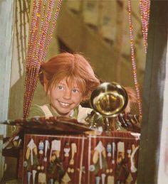 Fröhliche Weihnachten liebe Pippi