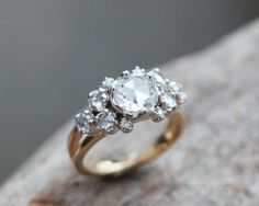 Seriously STUNNING engagement ring