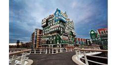 Hotel. Zaandam,  Nederlands. byWAMarchitecten...