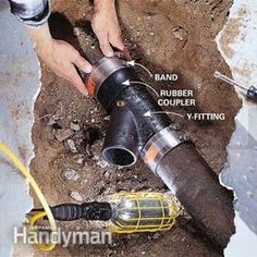 How to Plumb a Basement Bathroom: The Family Handyman