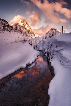 Montaña y hielo