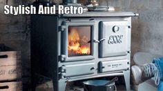 Esse Gas Ironheart The Best Gas Range Cooker UK - Traditional Cast Iron Range Cookers