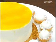 Mousse al limone di Gino Fabbri - YouTube