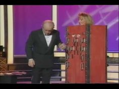 """Paul Daniels Magic Show(1993): Sword Box. (I am Charlene Anne Gibbons, the daughter of ARTORIA GIBBONS, the tattooed lady & I was the """"girl in the box"""" when I was a young girl. Is it hard to believe I survived?)"""