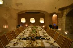 Private after wedding dinner