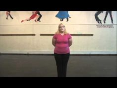 Basic Tap Dance Lesson The Flap Step