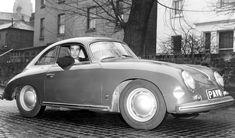 Sean Connery and a 356 Porsche