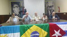Associação Brasileira de Imprensa sedia homenagem a Che Guevara