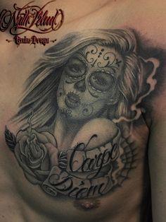 Tattoo (Genbu)   north-blood