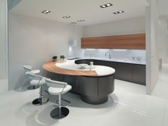 Modern Kitchen Cabinets Domina by Aster Cucine - Home Decorating Ideas – Interior Design Ideas on hometodecor.com