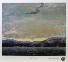 Franklin Carmichael, Tom Thomson Paintings, Emily Carr, Group Of Seven, Canadian Artists, Minimalist Art, Painting Techniques, Landscape Art, Painting & Drawing