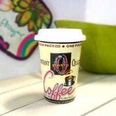 #Goodmorning! Vamos a tomarnos un buen #cafelito para activarnos ;)  Encuentra esta taza en www.differentshop.es/tazas-y-vasos/142-taza-para-llevar-q-coffee.html