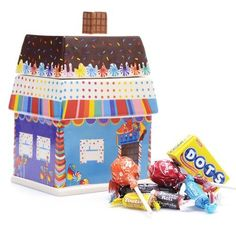 Dylan's Candy Bar Holiday Ceramic Candy House : Christmas Gifts