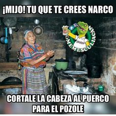 Mijo tu q t crees... Jajajaja Sarcastic Humor, Funny Jokes, Hilarious, Funny Picture Quotes, Funny Pictures, Mexicans Be Like, Mexican Problems, Spanish Jokes, Mexican Memes