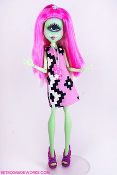 So cute! Monster High Customs