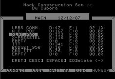 """Hacking Construction Set"" by Cyborg"